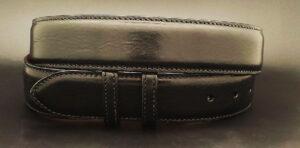 Italian Calf Belt, Black