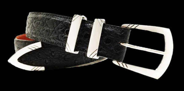 RS41HS Horizon Sterling Silver Horiz Satin