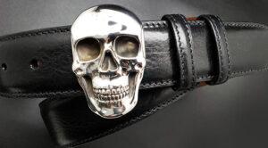 Skully Single skull buckle