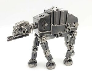 Inspired by Star Wars / AT-AT Walker
