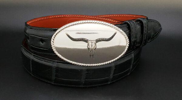 longhorn-engraved-buckle